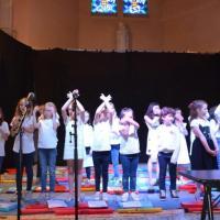 Semaine Arts Chorale primaire Mai 2016