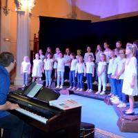 Chorale primaire Semaine des Arts Mai 2018