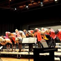 Concert Chorales Marcy L'Etoile Avril 2017