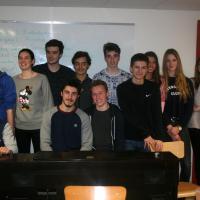 Concert-audition Lycée Février 2016
