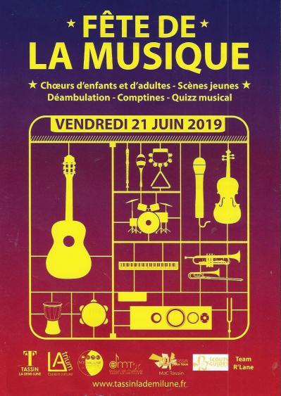 Fete de la musique 2019 1